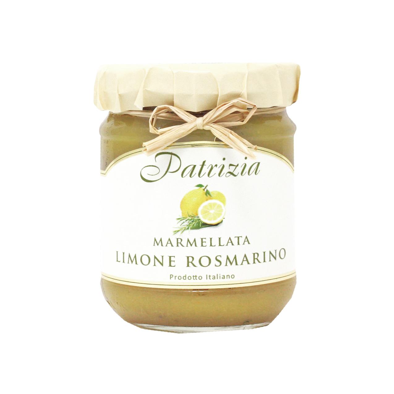 Fruchtaufstrich Zitrone Rosmarin